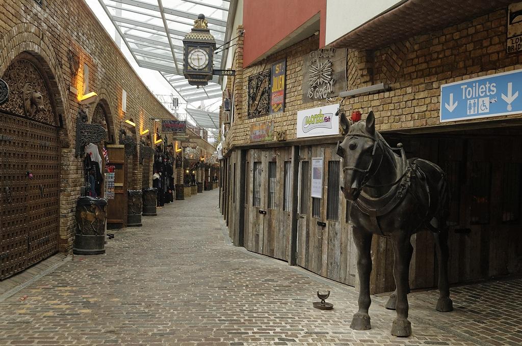 Camden Town ancienne écurie