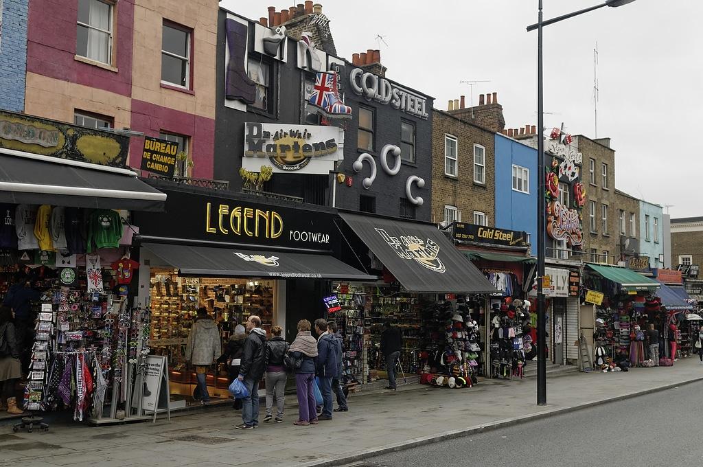 CamdenTown à Londres