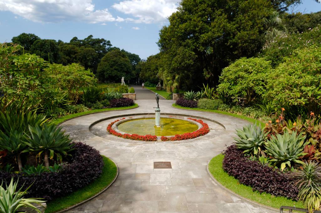 Royal Botanic Garden de Sydney