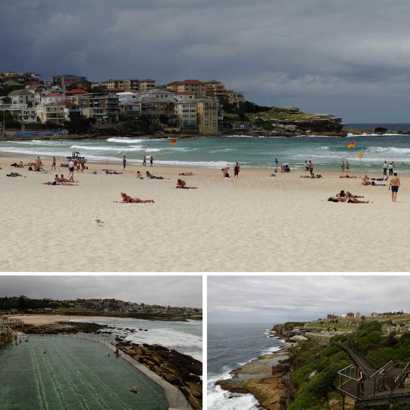 Est de Sydney : de Bondi à Coogee