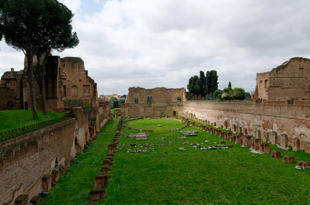 Rome le-palatin