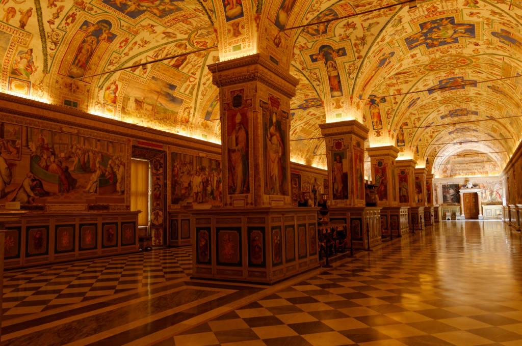 Galerie du musée du Vatican