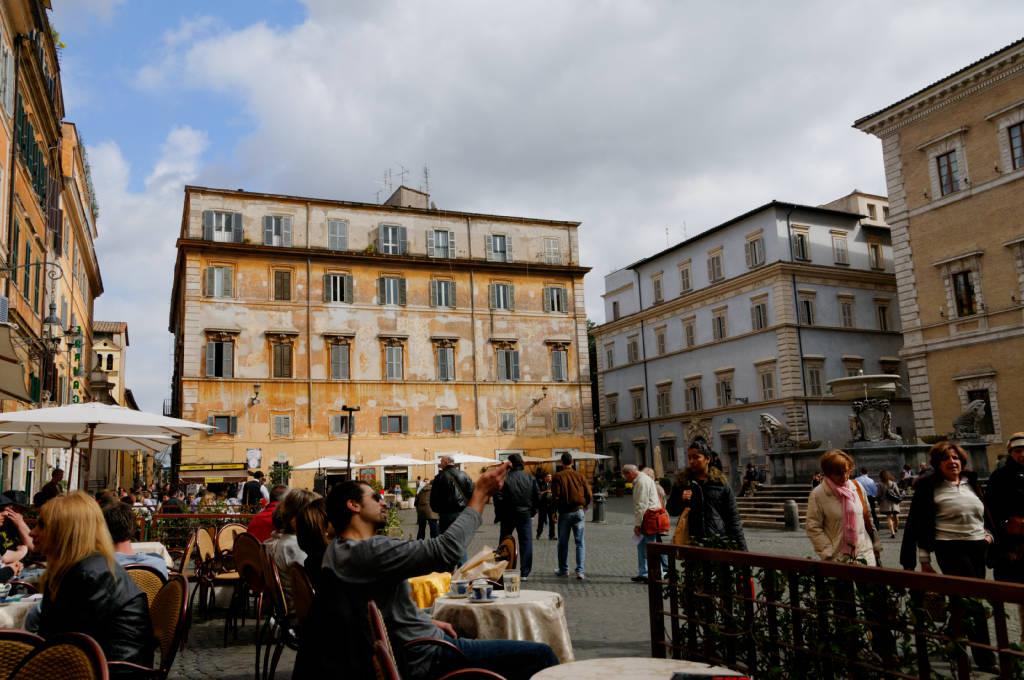 rome-trastevere