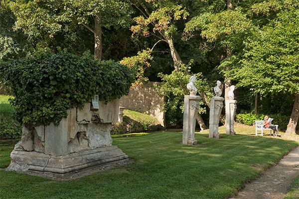 parc du château de Canon
