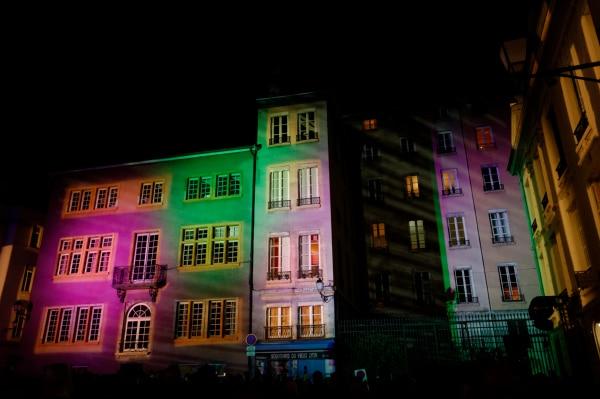 illumination Place Saint Jean