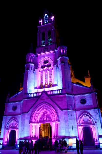 Eglise Sainte Blandine à Confluence