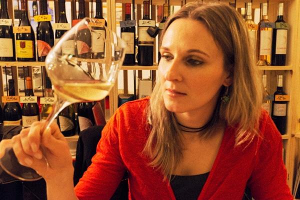 Dégustation de vins au restaurant les 5 Sens