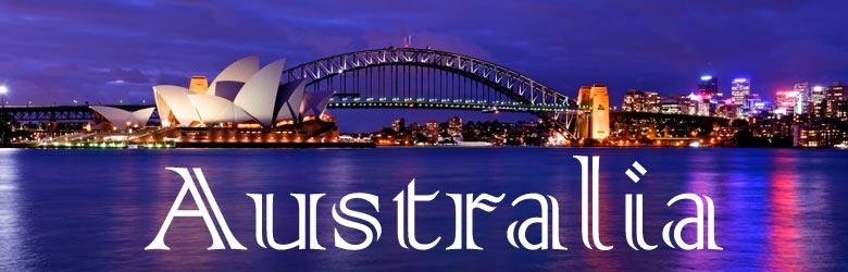 Carnet de voyage Australie - Sydney