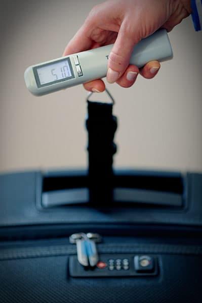 pèse valise