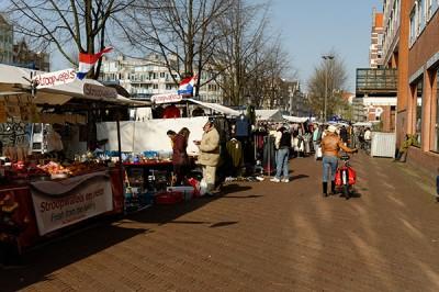 Les puces de Waterlooplein-Amsterdam