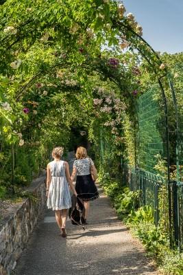 Parc des Hauteurs Lyon Fourvière