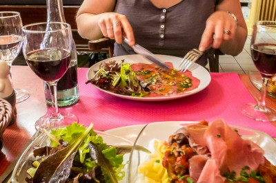restaurant Lyon : bouchon lyonnais