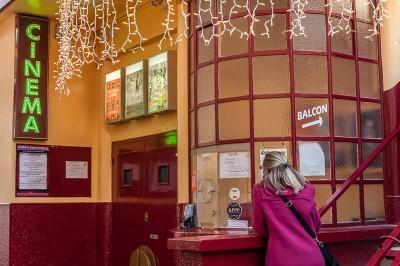 Cinéma de la Croix Rousse à Lyon