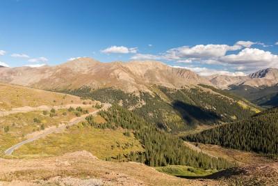 Colorado Independence Pass
