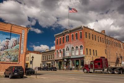 Visite de Leadville Colorado