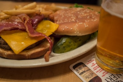 Burger à Moab