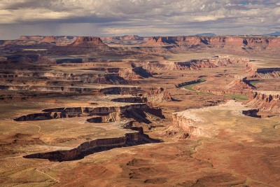 Canyonlands National Park : Green River Overlook