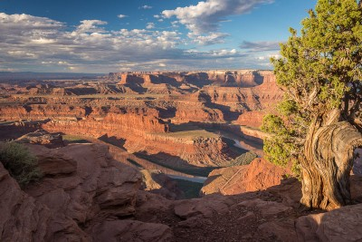 Dead Horse Point State Park at surnrise