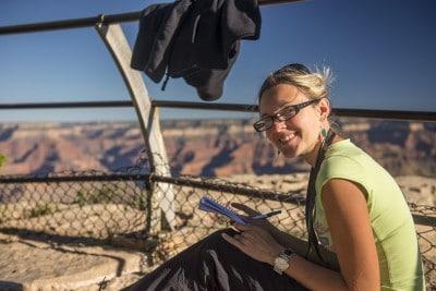 Yaki Point Grand Canyon National Park