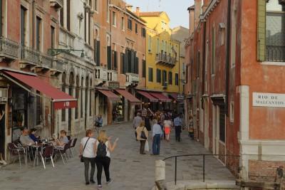 Venise Santa Croce