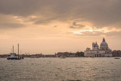 Venise, la Salute