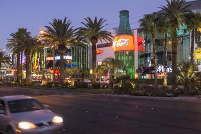 Las Vegas : le Strip