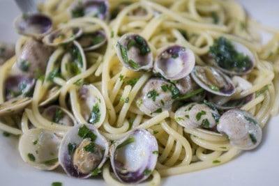 Pasta del mare, un plat traditionnel à Venise