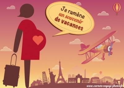 Conseils pour voyager enceinte
