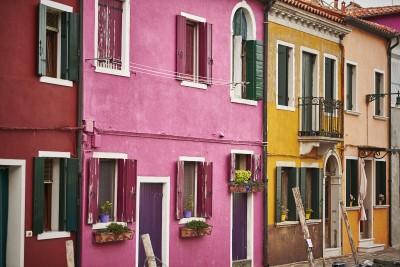 Venise : Burano