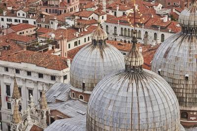 Venise : Vue depuis le Campanile
