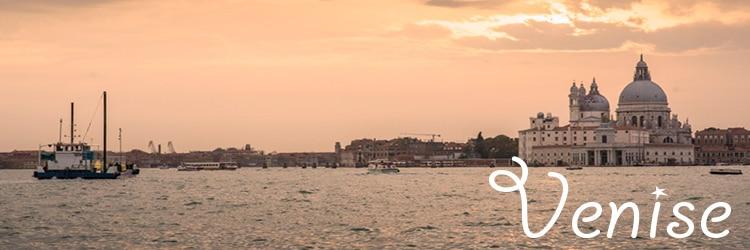 carnet de voyage Venise