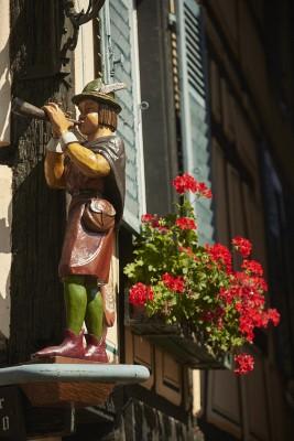Route des vins d'Alsace : Ribeauvillé, cité des Ménétriers