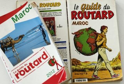 Guide de voyage : le Routard