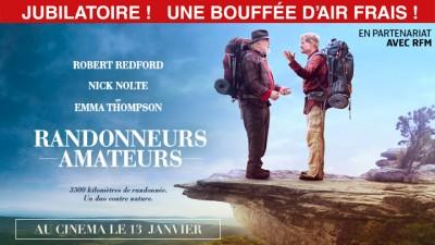 randonneurs amateurs le film avec Robert Redford