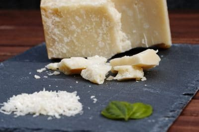 cuisine italienne : Parmesan et Gran Padano