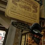 Shop in Covent Garden Londres