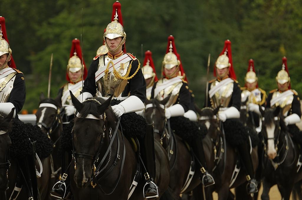 Buckingham Palace – Relève de la Garde Montée – Saint James Park