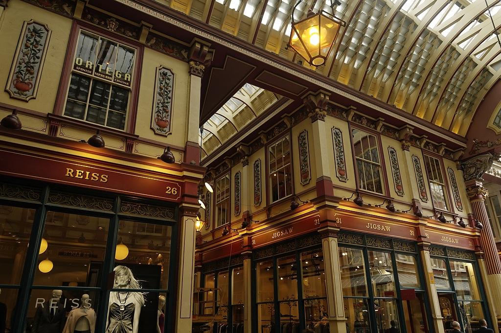 Leadenhall Market à Londres