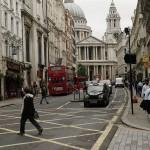 Londres Cathedrale Saint Paul