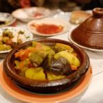 Tajine, plat Marocain