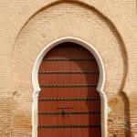 Porte de Ryad à Marrakech