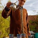 Cérémonie du thé à la menthe