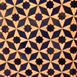 Motif de Zellige, mosaïque