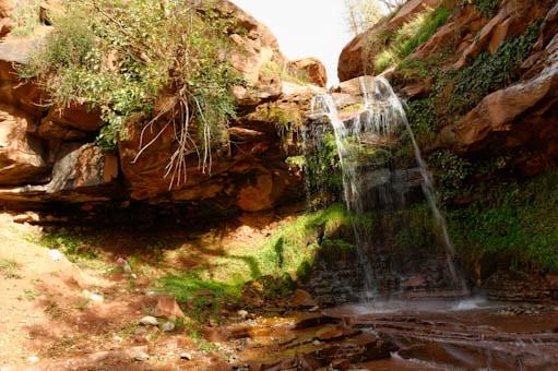 Randonnée au Maroc dans la Vallée de l'Ourika