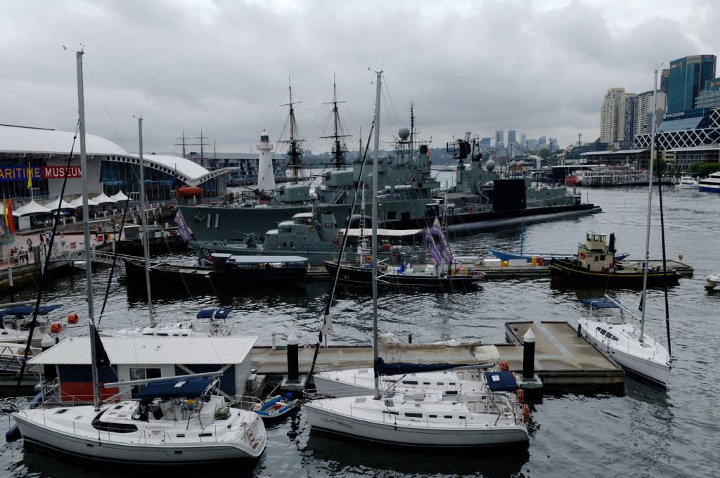 Musée de la marine à Sydney