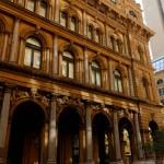 Sydney CBD centre des affaires