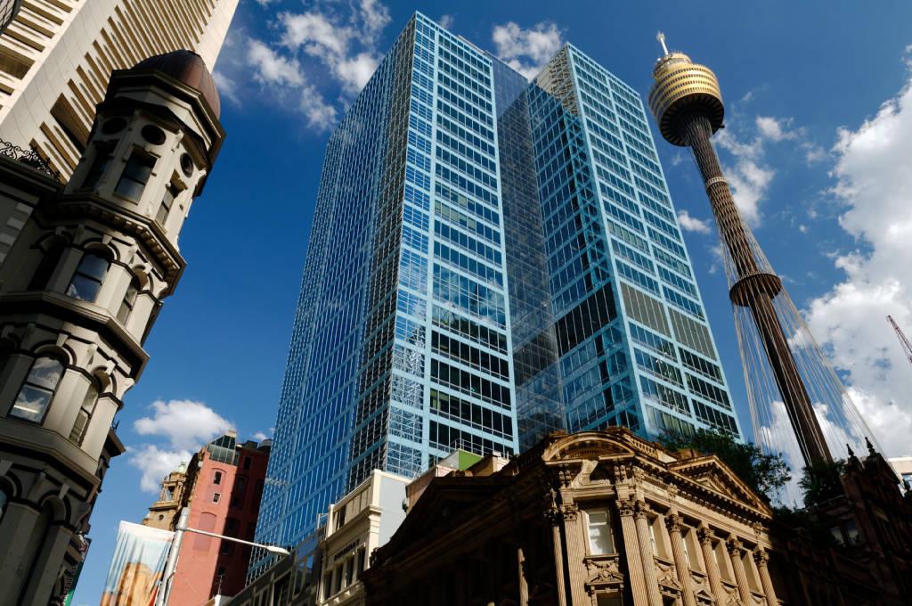 CBD et Sydney Tower