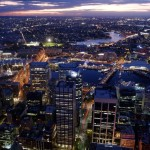 Sydney Tower : CBD Darling Harbour