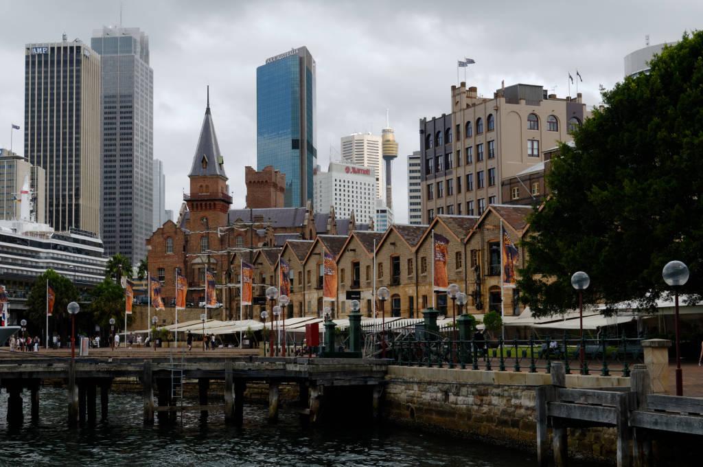 Sydney – The Rocks