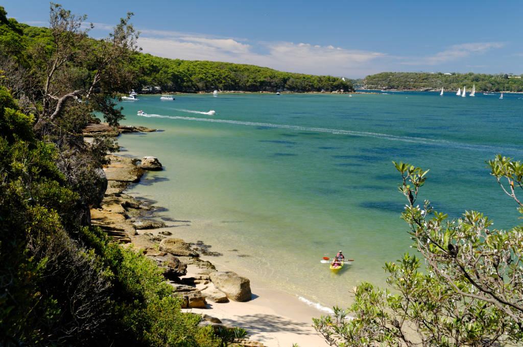 Manly : un quartier chic de Sydney